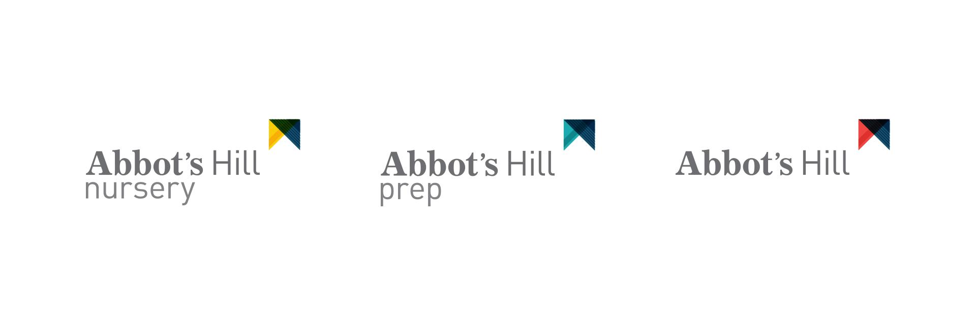 Abbots Hill School brand logos