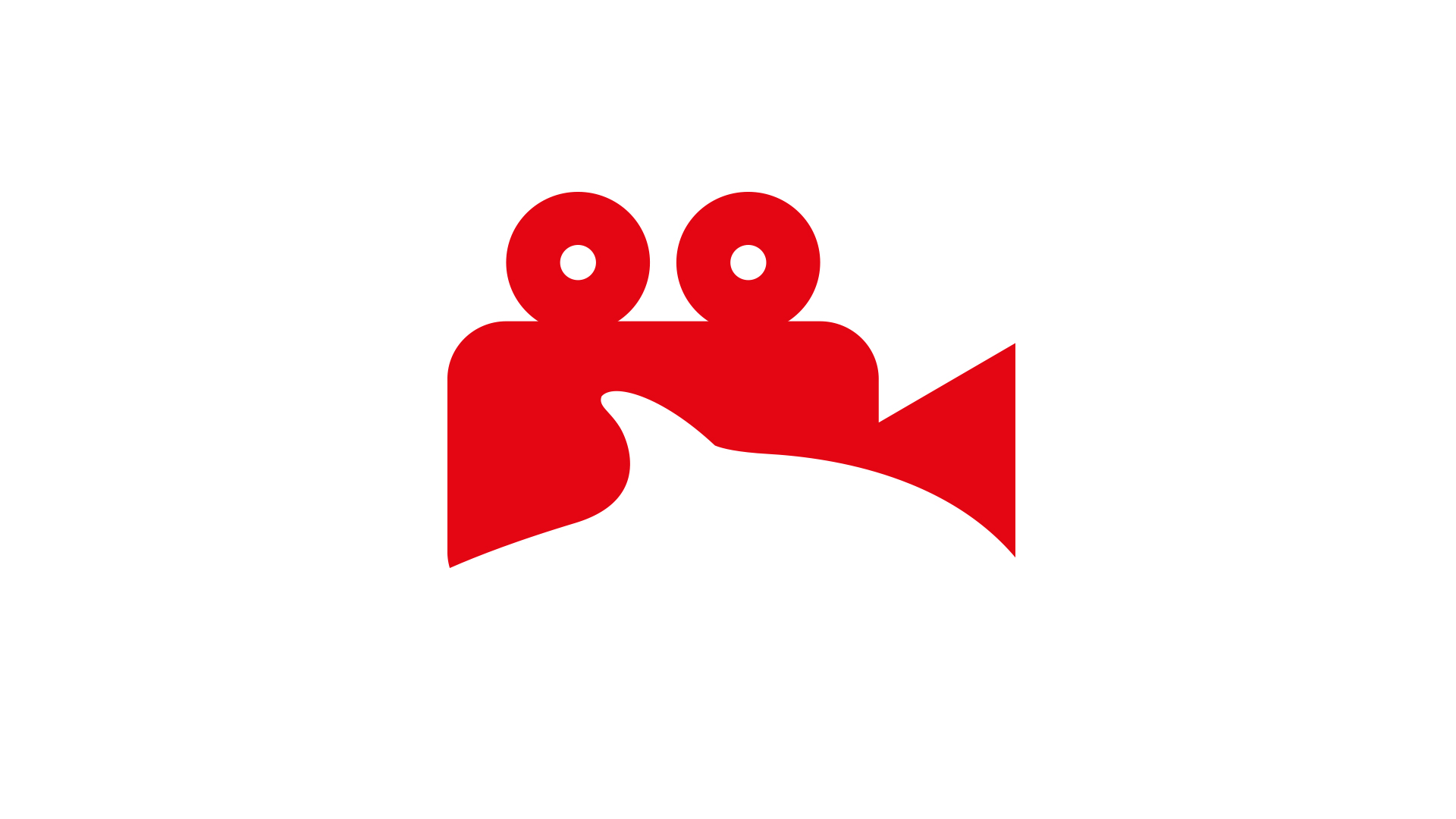 Godolphin And Latymer School fundraiser film brand logo red