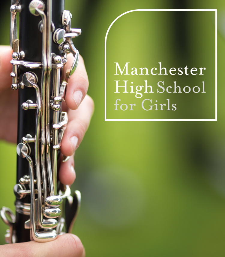 Manchester High School For Girls brand logo picture