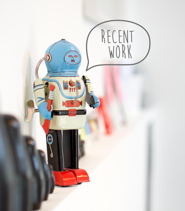 Recent-Work-Robot